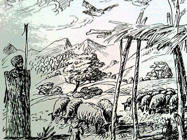 Как возделывали землю древние черкесы?