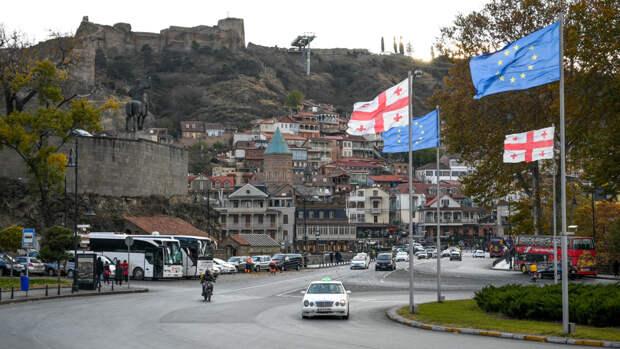 Евросоюз поспособствовал освобождению грузинского политика Мелия