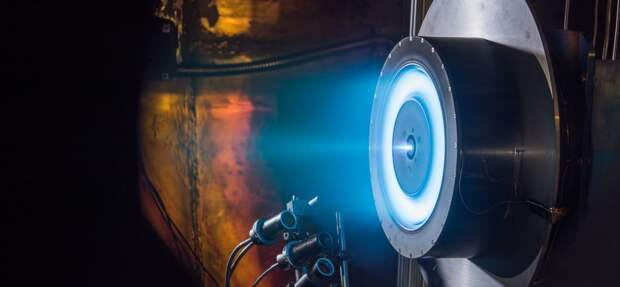 Ионный двигатель NASA установил рекорд производительности