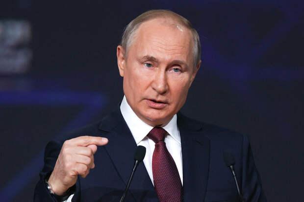 Путин: Политики друг другу «не жених и невеста»