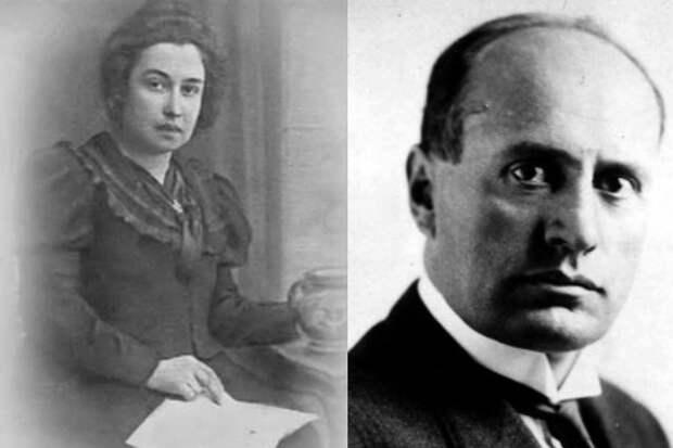 Анжелика Балабанова: судьба русской любовницы Муссолини