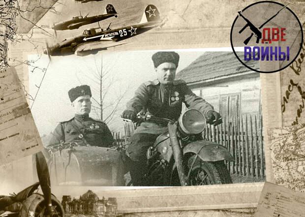 Михаил Наумов слева. Фото в свободном доступе.