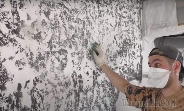 Несколько способов визуально выровнять стены без сложного и дорогого ремонта