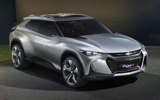 Chevrolet FNR-X: американские ценности и китайский форм-фактор