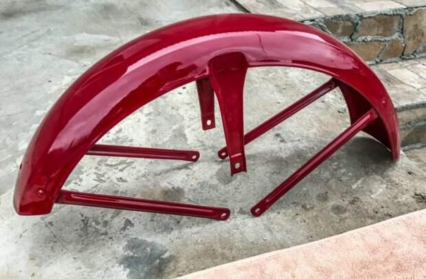 """Ява 350 typ 360: проект реставрации """"Старушки"""" jawa, авто, восстановление, мото, мотоцикл, олдтаймер, реставрация, ретро техника"""