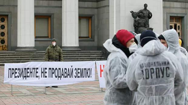 Украинская земля уже на пути в Евросоюз!