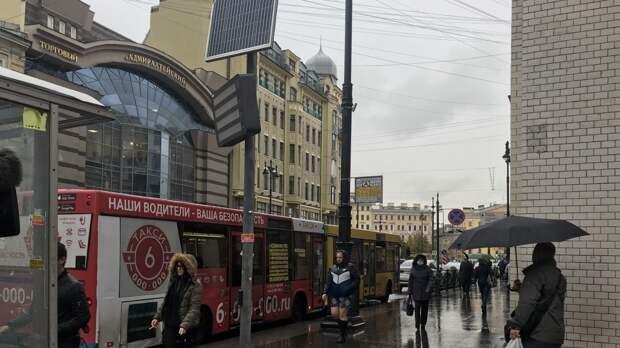 ТПУ объединят в единую систему все виды петербургского общественного транспорта