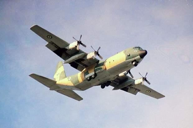 На севере Нигерии разбился военный самолёт