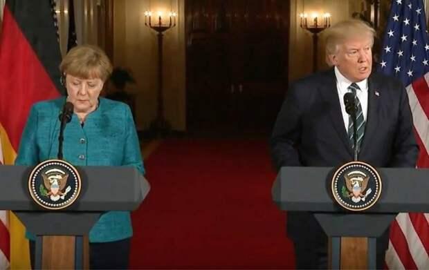 Spiegel о выводе войск США: «Оскорбление для Меркель, подарок для Путина»