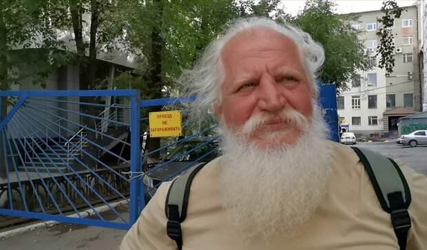 Тюменец Виктор Егоров выдвинул свою кандидатуру на президентские выборы 2024 года