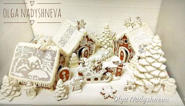 Пряничная деревня, Подарки, Москва,  Фото №1