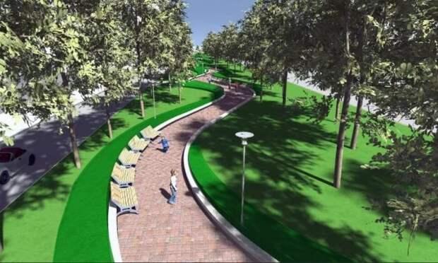 От метро «Беговая» до ипподрома проложат пешеходный маршрут