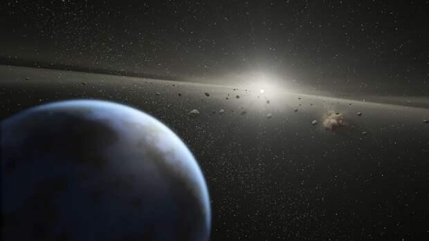 Международной группе астрономов удалось найти одну из первых звезд Вселенной