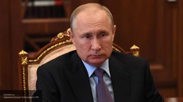 Путин введет запрет на вывоз необработанного леса из России