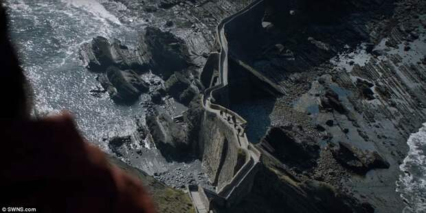 Dragonstone Island sets the scene of the first episode of series seven, and is the location from which character favourite Daenerys Targaryen has been plotting war against her enemies