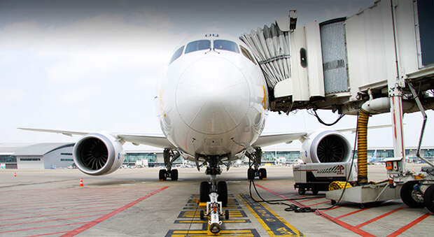 Убытки авиакомпаний снизились