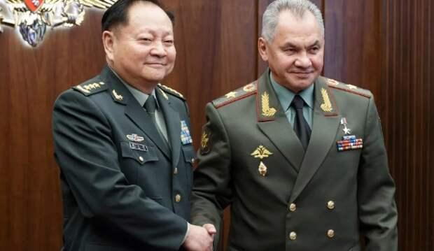 Япония вписала в Белую книгу угрозу создания военного союза России и Китая