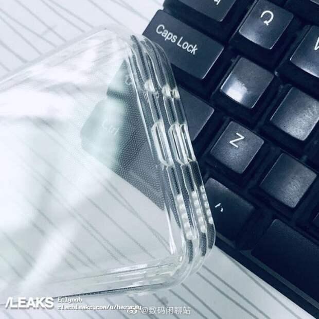 Фотографии чехла раскрывают особенности конструкции смартфона Huawei Nova 5