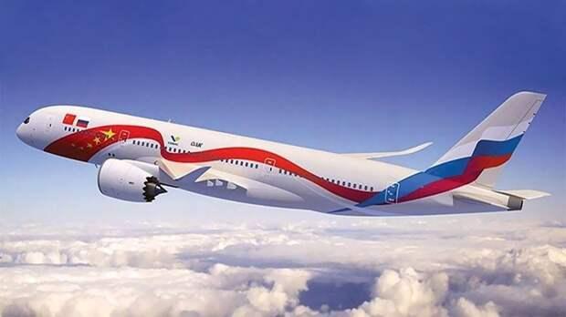 Плановый срок поставок российско-китайского самолета CR929 сдвинули на 2028-2029 гг.