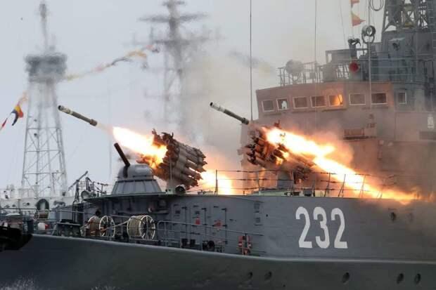 Балтийскому флоту исполнилось 318 лет