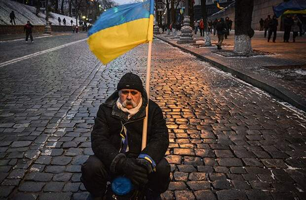 На Украине многие продукты теперь дороже, чем в России и в Европе