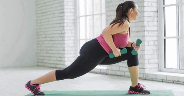 2 минуты таких упражнений равны 30 минутам умеренной активности