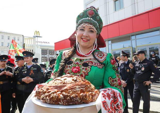Более 5,4 тысяч жителей и гостей Нижнего Новгорода посетили военно-патриотическую акцию «Мы – армия страны! Мы – армия народа!»