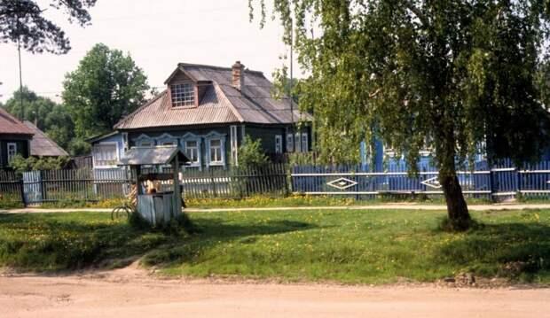 Советская деревня против современной. Когда жили лучше?