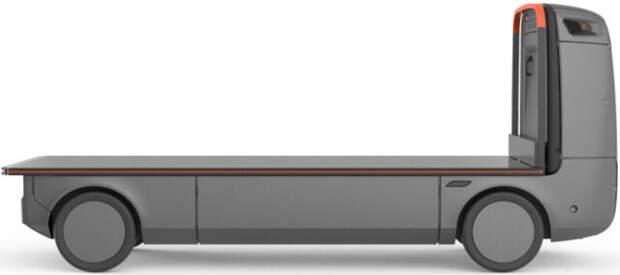 """Evocargo выведет на """"умные дороги"""" беспилотный водородный трейлер"""
