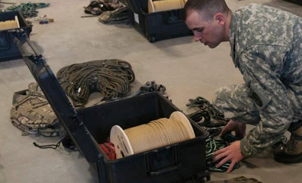 Как россияне служат в армии США