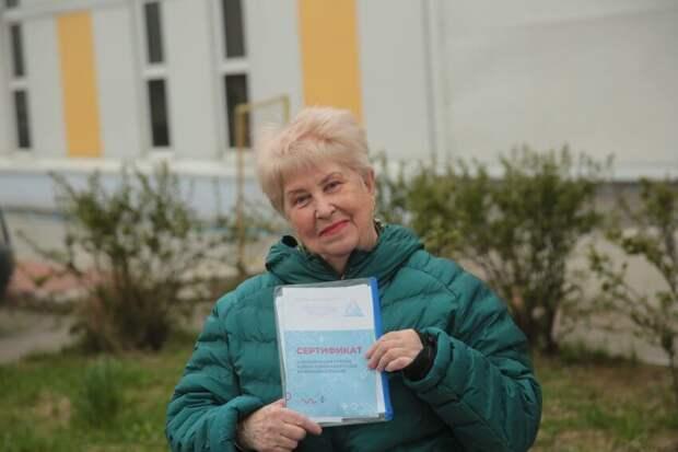 Наталия Карлсон. Фото: Андрей Дмытрив