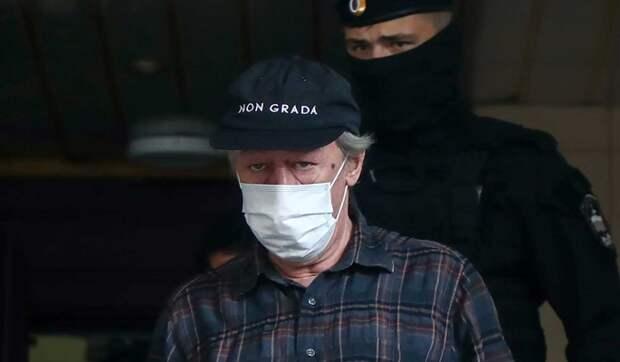 Адвокат Ефремова рассказал о ночных муках актера