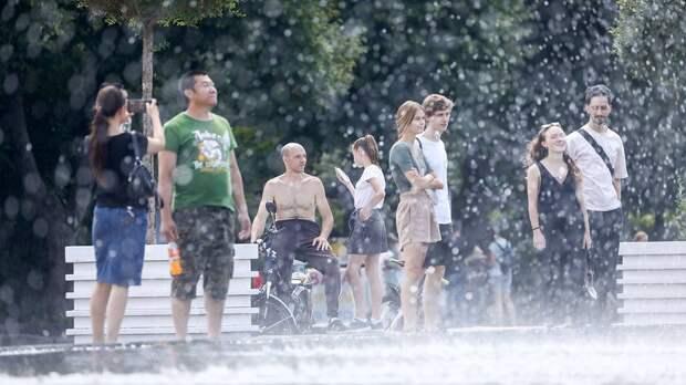 Синоптик рассказал, когда в Москву вернется 30-градусная жара