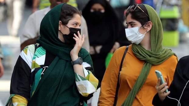 Иранские власти готовятся к шестой волне распространения коронавируса