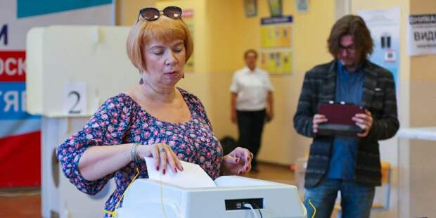 Асафов: В Москве не выявлено серьезных нарушений в ходе голосования / Фото: mos.ru
