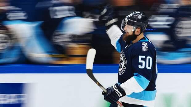 «Сибирь» выносит одного гранда КХЛ задругим. НаХэллоуин команда-сенсация стала ужасом для ЦСКА