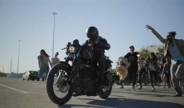 В Тюмени сняли ролик о зомби-апокалипсисе на Лесобазе и в районе Дома Обороны