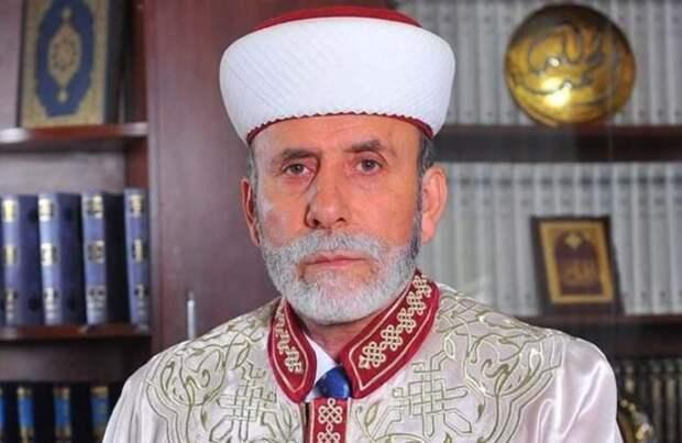 Муфтий Крыма выразил соболезнования родным и близким погибших в Казани