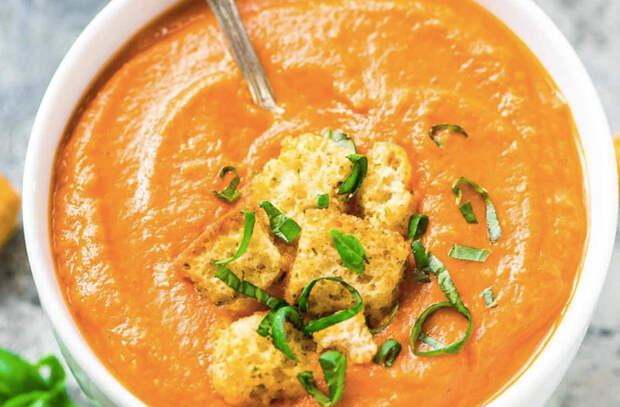 Минутные супы для осени и холодов: согревают и дают сытость
