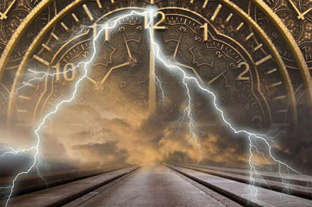 """Переброска в пространстве и времени без """"машины времени"""""""