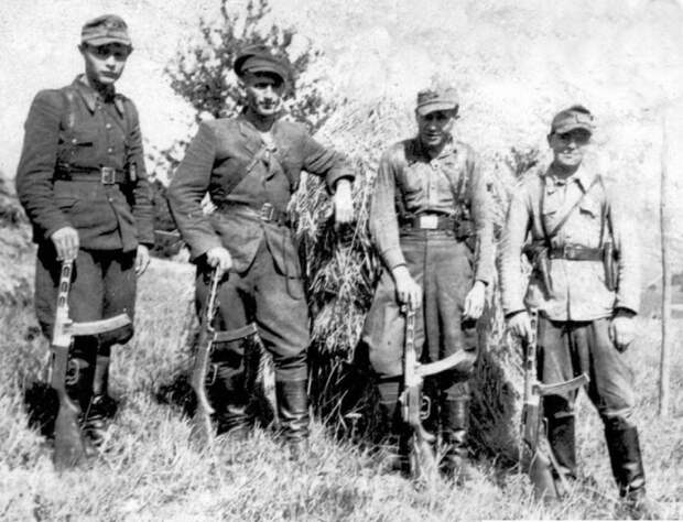 Как зачищали бандеровцев: ликвидация банды Резуна