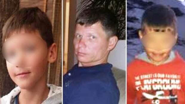 Жена заявила об отклонениях у пропавшего с двумя детьми в Уфе мужчины