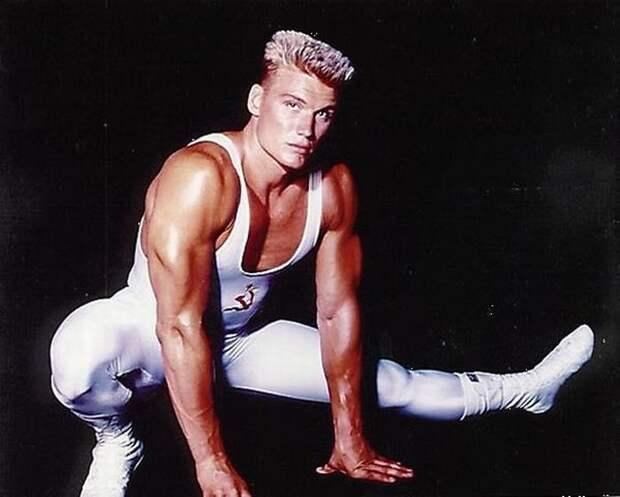 Взрыв из прошлого - легенда боевиков 90-х на редких фотографиях Взрыв из прошлого, Дольф Лундгрен, голливуд, кино, фото