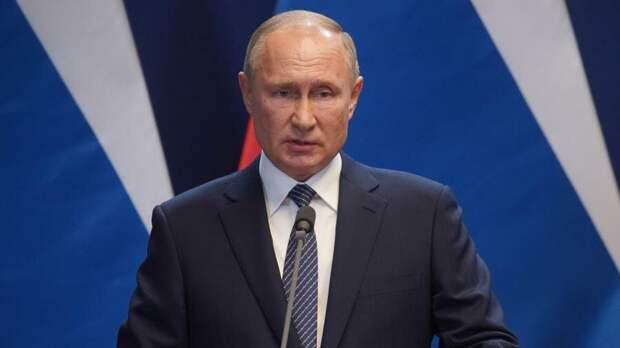 """На встрече с премьером Венгрии Орбаном, Владимир Путин назвал требования """"Нафтогаза"""" к """"Газпрому"""" абсурдными. фото ИЗВЕСТИЯ"""