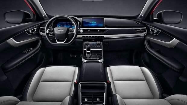 Chery Tiggo 7 Pro стал самым популярным китайским автомобилем у россиян
