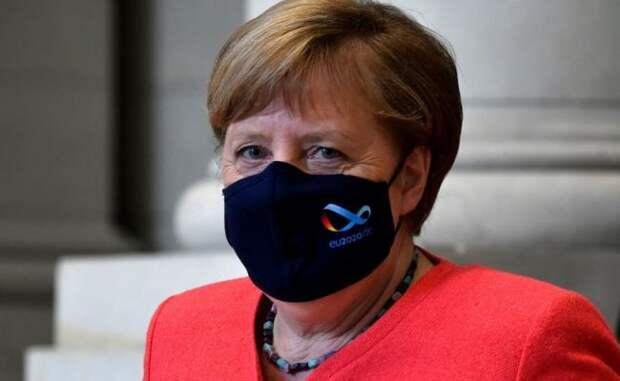 Меркель: Нужна срочная реформа Шенгенской зоны