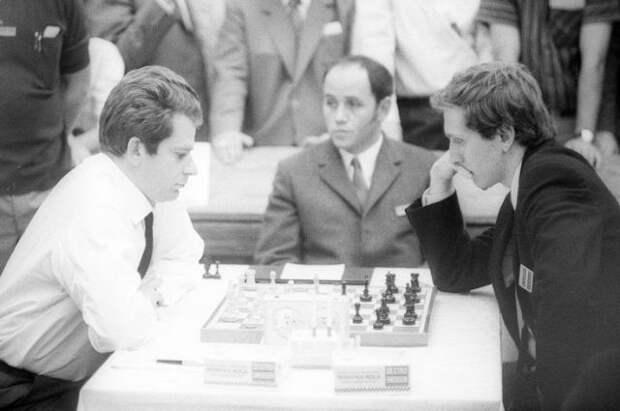 Шахматные войны. Как у СССР в 1972 году отняли мировую корону