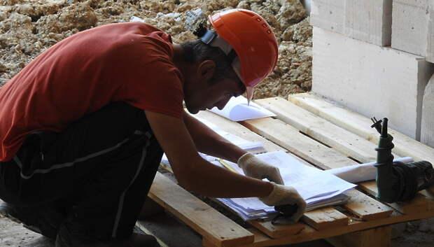 Строители приступили к возведению 2 этажа школы на Бородинском бульваре