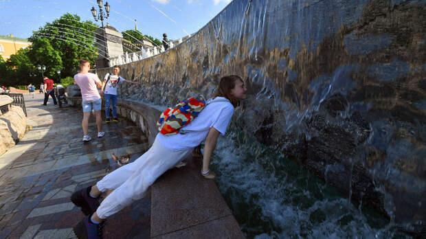 Пересохло в горле: Чиновники мечтают о налоге на воду