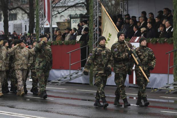 Задворки НАТО – в Прибалтике радуются годовщине вступления в альянс